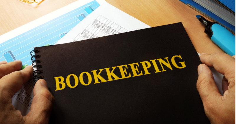 Protect yourself by offering bookkeeping plus services