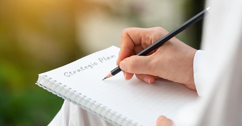 The secret to an inspiring strategic plan