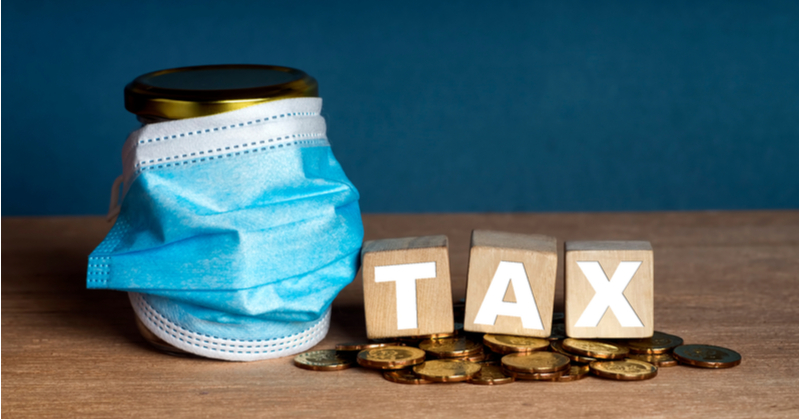COVID-19 may cause changes in sales tax