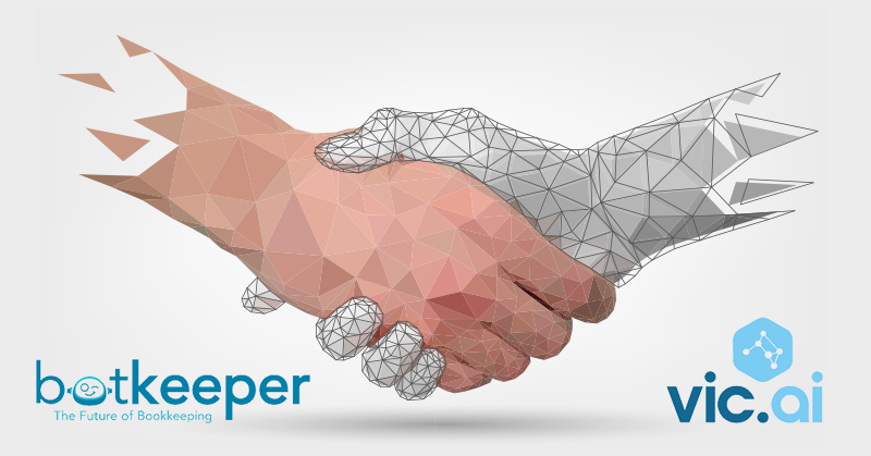 Botkeeper announces partnership with Vic.ai
