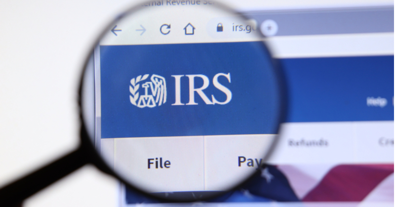 New IRS tool