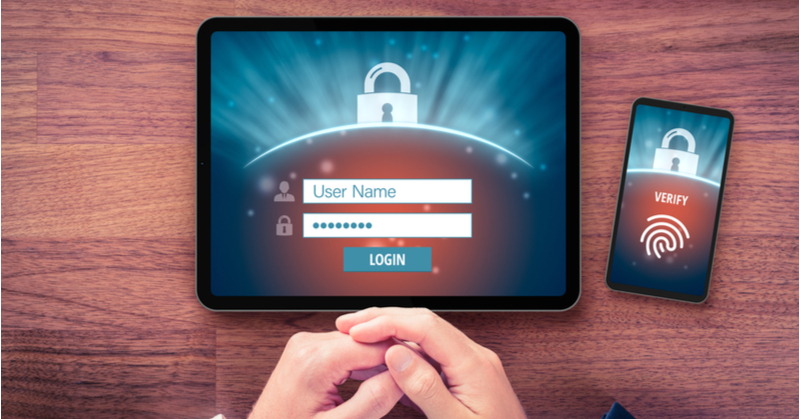 Install multi-factor authentication to protect your accounts and systems