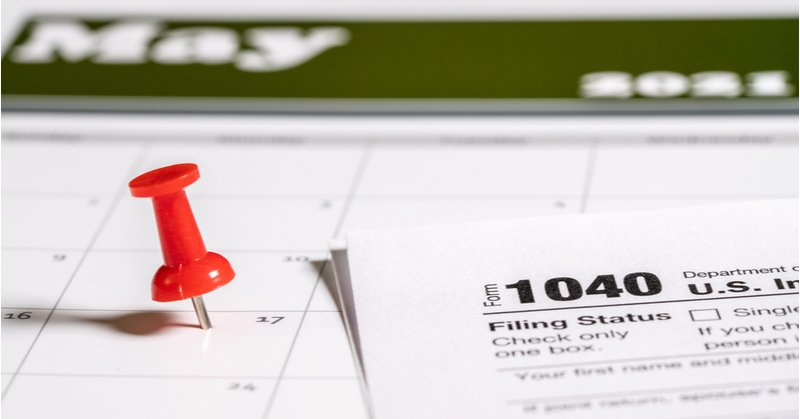May 15 Tax Deadline Calendar