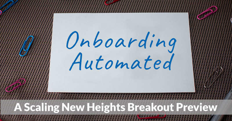Automate your client onboarding