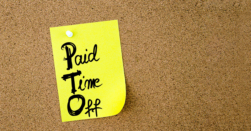 Learn how to create a PTO policy for your clients