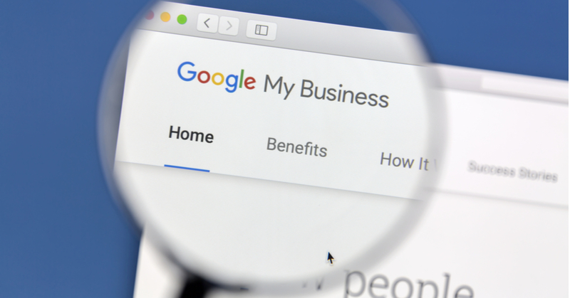 Google my business is key for client acquisition
