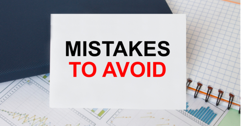 Avoid common payroll mistakes to stay in compliance