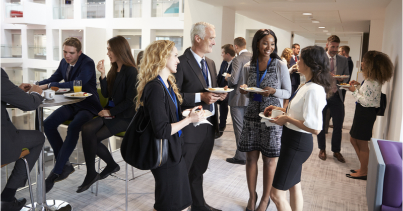 You can be a pro at networking even if you are an introvert