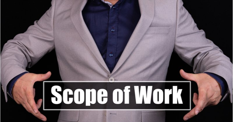 Managing the scope of work is essential for profitable bookkeeping services