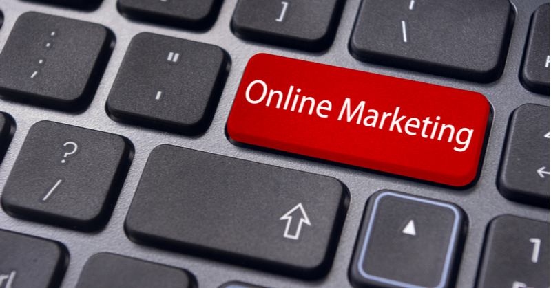 Online marketing, internet marketing
