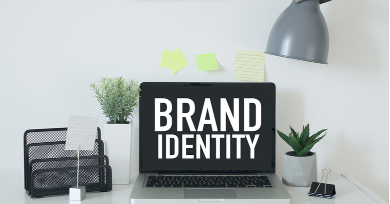 Brand identity in office
