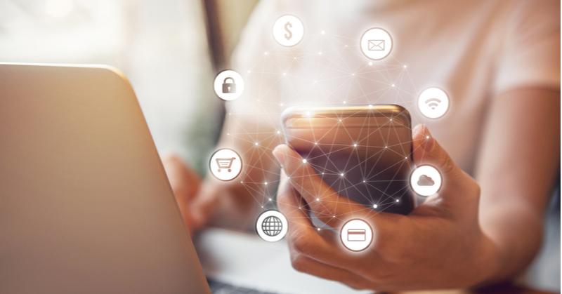 Mobile financial app