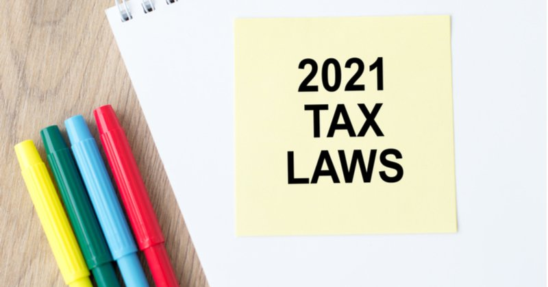 Sales Tax Law Changes