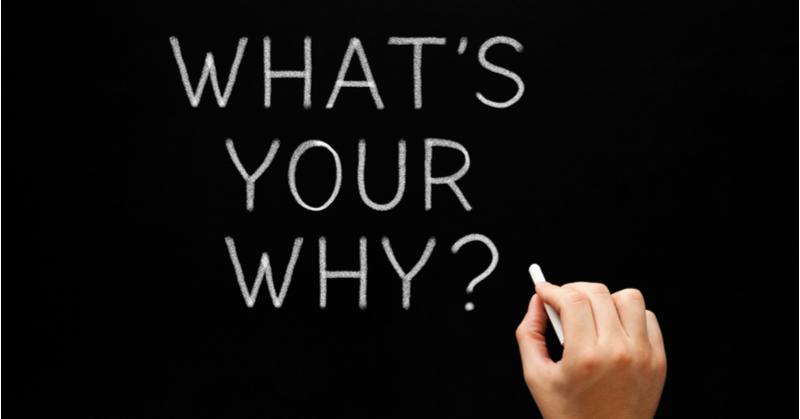 Understanding your why