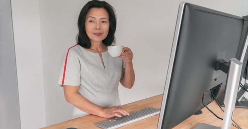 Tips for working from home with success